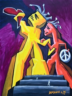 Big Time Peace And Love