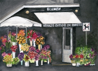 Prague Blumen Shop