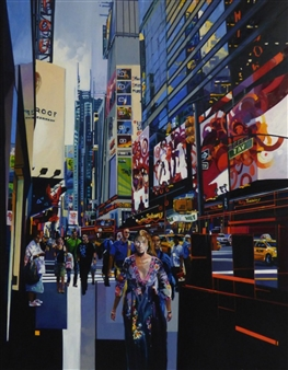 Icara in New York