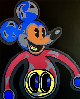 Multicolor Mickey