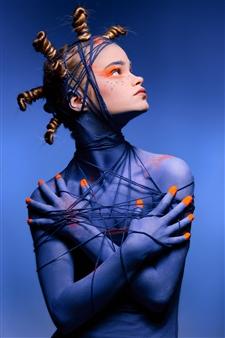 "Entangled ~ - Xavier Jacky - Belgium Photograph 0"" x 0"""