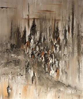 "Colorado Evening Oil on Canvas 20"" x 16"""