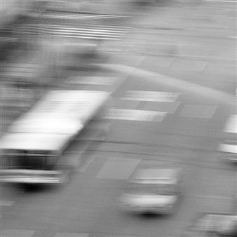"New York 5 Photograph on Fine Art Paper 24"" x 24"""