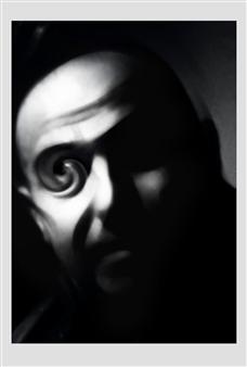 "Suspicion Archival Pigment Print 35.4"" x 23.6"""