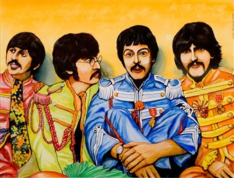 Sargent Peppers Lonely Hearts Club Band