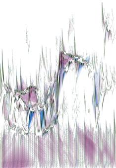 "Quakes 61, 1/6 Fine Art Digital Print 54"" x 38"""