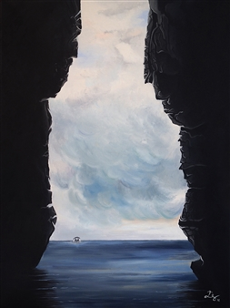 Between Rocks