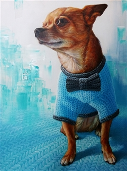 Woolscape - Chihuahua Outing