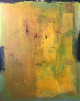 "Untitled #128 Acrylic on Canvas 30"" x 24"""