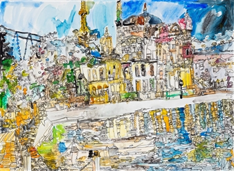 14005 Istanbul- Ortakoy Mosque