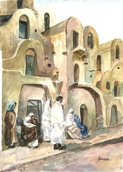 Tunisian Village