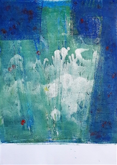 Dancing in the Sea