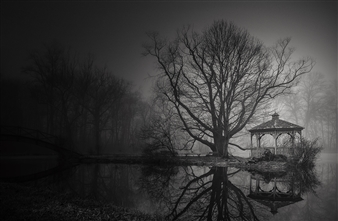 """The Island's Past Photograph on Hahnemühle Paper 16"""" x 24"""""""