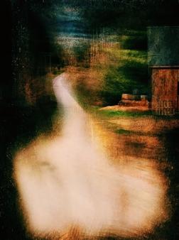 "A Road Dream Archival Pigment Print 17"" x 11"""