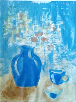Still Life No. 579
