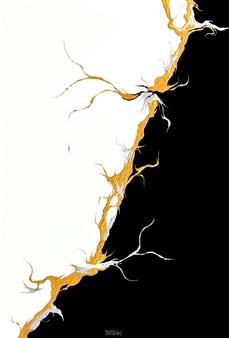 """Breakthrough Acrylic on Canvas 47.5"""" x 31.5"""""""