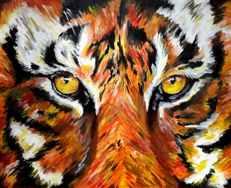 Tiger Eyes
