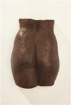 "Untitled Bronze 16"" x 12"" x 5"""