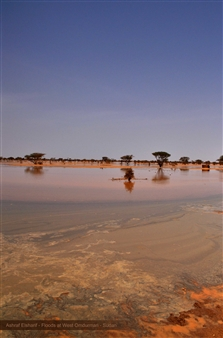 Floods at North Omdurman