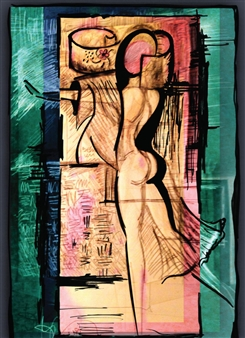 "Transgeneric Giclee Print on Paper 10"" x 8"""