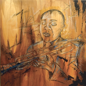 Louis Armstrong - Moment d'intériorité