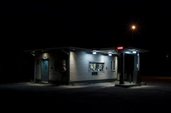 """Southwest Harbor, Maine. Digital Photography 23.5"""" x 35.5"""""""