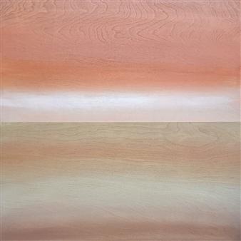 """Sahara Flow  (Sahara Breeze) Acrylic on Wood Panel 24"""" x 24"""""""