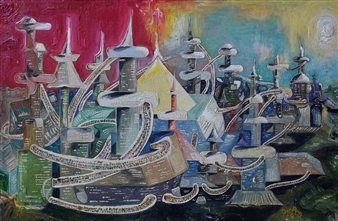 Alien Metropolis