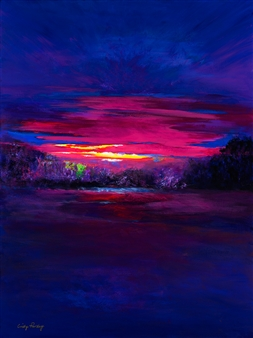 Magenta Skys