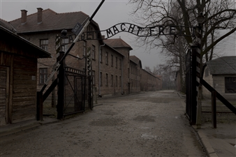 "D.C. Auschwitz. Digital Photography 23.5"" x 35.5"""