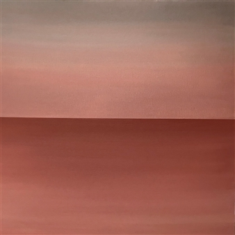 """Seascape XIV Acrylic on Canvas 24"""" x 24"""""""