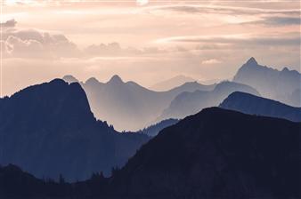 """Waiting for the sun - Noémie Jordi - Switzerland Photograph 0"""" x 0"""""""