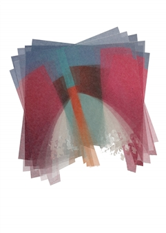 """Bridge Digital Print on Paper 28"""" x 20"""""""