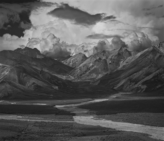 Denali |1 |Mountains |Braided River |Alaska