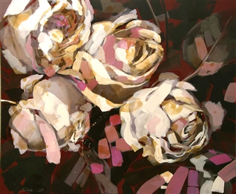 Gently Fade the Roses