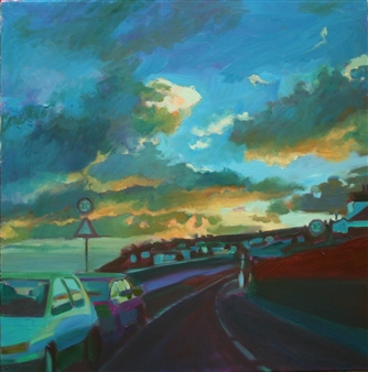 Road to Mousehole I