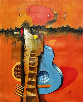 From the series Guitarras No. IV