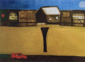 A Farm in Cornwall