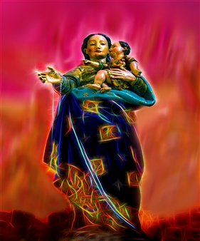 Madona & Child