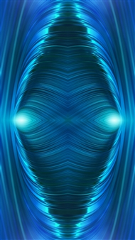 "Vortex Digital Print on Canvas 39"" x 28"""