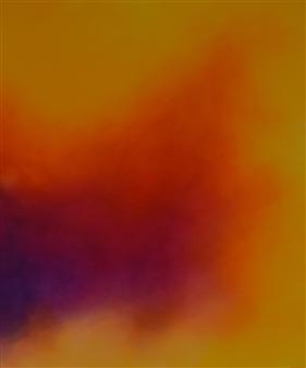 "At Sunset Acrylic on Canvas 24"" x 20"""