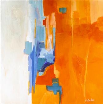"""Simplicity Acrylic on Canvas 20"""" x 20"""""""