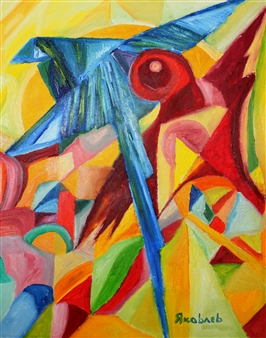 Blue Bird