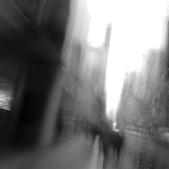 "New York 12 Photograph on Fine Art Paper 24"" x 24"""
