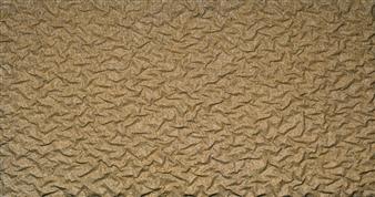 """Yellow Oil on Linen on Wood 38"""" x 72"""""""