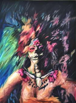 Colorful Death