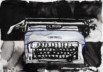 """Olivetti Linea 98 Watercolor Paper 36.5"""" x 46"""""""