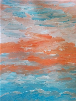 Evening Sky No.172