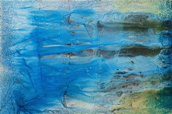 "Untitled 67 Acrylic on Canvas 24"" x 36"""