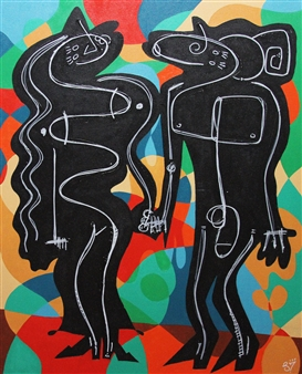 Online Couple